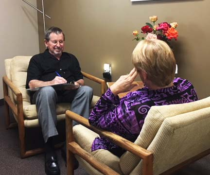 Psychotherapy Services At Bruce Hubbard